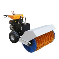 扫雪机厂家热销 小手扶式汽油扫雪机 市政机关单位除雪车 省力耐用