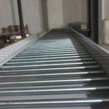 淮安辊筒输送机 不锈钢纸箱动力辊筒输送机