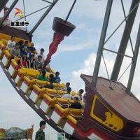 游乐园海盗船儿童亲子乐园 大型海盗船游艺设施参数
