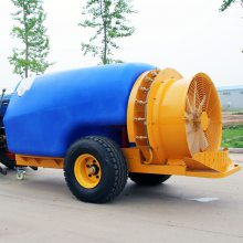 金原果园风送式果树打药机厂家直销 风送式果园喷雾机
