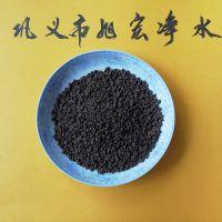 天然锰砂滤料 滤氺锰砂滤料 除铁除猛专用含量25-35%以上 优质锰砂滤料