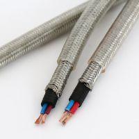 厂家直供透明橡胶电缆 耐油镀锡特种电缆 特种铜芯电缆批发
