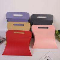 创意喜糖包装盒结婚婚礼手提精美礼品纸盒定制折叠礼物盒定做厂家