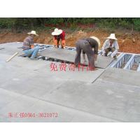 山东淄博6-24MM防潮 防火 抗高压加厚型水泥纤维板/安徽淮北中坤元是真正的环保材料