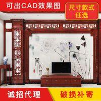 佛山批发石材罗马柱电视背景墙瓷砖欧式客厅红色岗石中式罗马柱