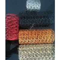 烤漆丝@编织装饰网用烤漆丝颜色丰富