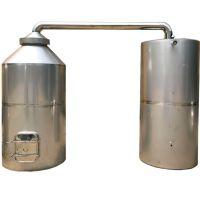 加工定做家用小型白酒设备 100公斤小型烧酒设备