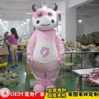 动物人偶服装 行走卡通道具表演服 促销活动订做大玩具 来图定制
