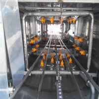 塑料筐子洗框机流水线 尺寸可定制