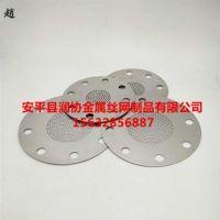 不锈钢冲孔网滤片固液分离滤片片式滤芯气体分布滤芯