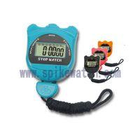 SPIKE手表工厂生产定制运动裁判专用多功能塑胶电子秒表计时器