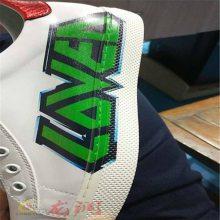 UV打印机精工鞋子高落差彩印设备成品鞋子高喷射3D打印机