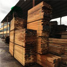 沈阳菠萝格厂家 沈阳园林古建菠萝格工程木材 沈阳柳桉木防腐木价格