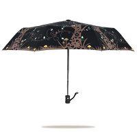 全自动雨伞创意折叠伞自动开收男女晴雨两用学生超轻防晒防紫外线