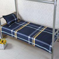 全棉床单 纯棉100%学生单件卡通被单 宿舍1.0 1.2米1.5m1.8床大号