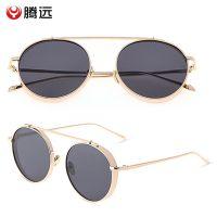 欢乐颂2同款太阳镜 安迪刘涛墨镜女潮圆脸明星同款个性配时尚眼镜