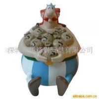 质优价廉 PVC相扑动漫公仔 搪胶玩具卡通儿童礼品
