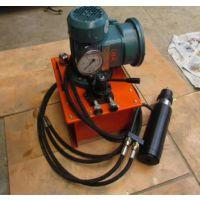 顺源牌MD19-300电动锚索张拉机具质量经久耐用