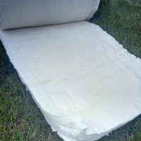 硅酸铝甩丝针刺毯耐高温硅酸铝保温棉高密度含锆陶瓷纤维棉