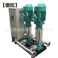 定制原水处理设备MVI5207变频恒压水泵WILO威乐智能变频增压水泵