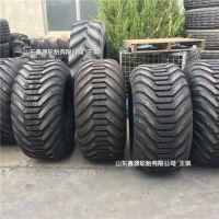 供应农用打捆机轮胎620/40R22.5 拖车钢丝真空胎