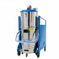 供应耐柯牌380V固液分离7500W工业吸尘器