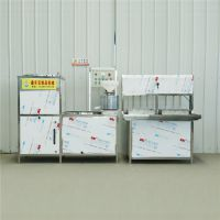 滨州专做豆腐机厂家 豆腐机生产流程简单易学