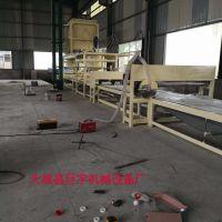 砂浆岩棉复合板设备 机制外墙岩棉保温板设备生产线