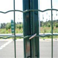波浪型防护网 海口涂塑焊接网价格 涂塑养殖铁网