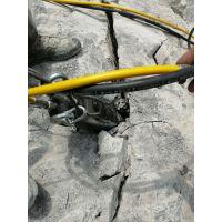 矿山开采破硬石头快的机械