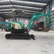 北京顺义二手现代60挖掘机出售信息 进口小挖微挖