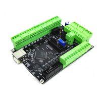 USB CNC MK2 3轴 4轴 9轴 数控 运动控制 雕刻机 支持脱机