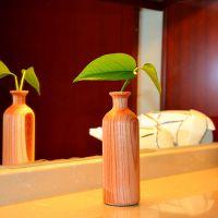 实木花瓶摆件家居装饰品现代日式香薰禅意定制木质工艺礼品厂加工