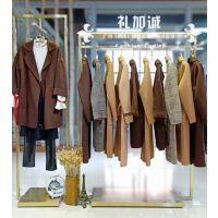 麦莎菲尔女装品牌批发拿货 双面羊绒低折扣女装货源市场