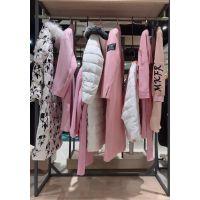 维伊2018年秋冬装新款高端时尚专柜一手货源一线品牌尾单进货渠道