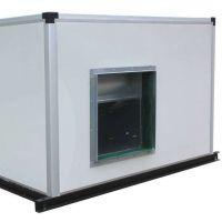 厂家专业加工 消防排烟风机箱 柜式离心风机箱 低噪音离心风机箱