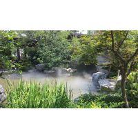 广州佛山地产售楼部景观雾化环境雾森美化工程