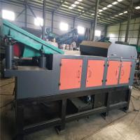 炉渣提炼金属设备 涡电流物料自动分选机