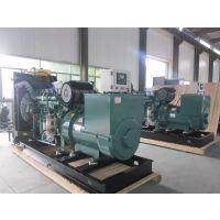 开工大吉!江苏金双利300KW沃尔沃柴油发电机组为您用正常用电保驾护航