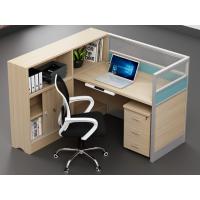 职员办公桌现代简约2人位组合财务人员板式桌河北办公家具厂家办公室职员桌