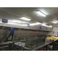 静海清洗工厂烟道记录食堂排烟机清洗优质厂家