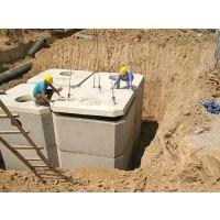 枣庄台儿庄水泥化粪池哪里买 厂家供应抗压力强化粪池