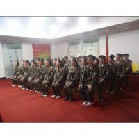 赣州亮剑企业员工拓展训练学生军训机构沟通团队感情