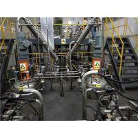 山东胶水反应釜 不锈钢外盘管加热 无影胶固化剂胶水生产设备 邦德仕厂家