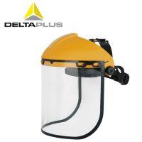 代尔塔 101304 防护面具面罩 防护面屏 防化学飞溅防冲击 面罩具
