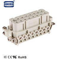 HA-016-M 小16公芯 矩形重载连接器