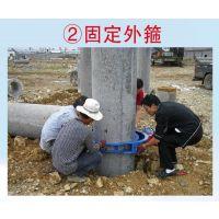 厂家直销水泥管柱切桩机 路面抱箍式切桩机 切割机