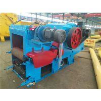 山东汉隆机械厂家直销鼓式HL218后翻削片机