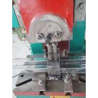 金浩数控冲孔机(图)-30*50镀锌管打孔机-吉林打孔机