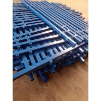 小区工厂工地用锌钢护栏围墙网